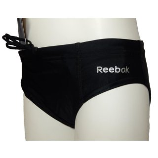 Reebok Boys core swimbrief Badehose schwarz